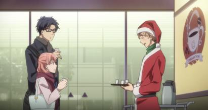Image result for wotakoi christmas episode