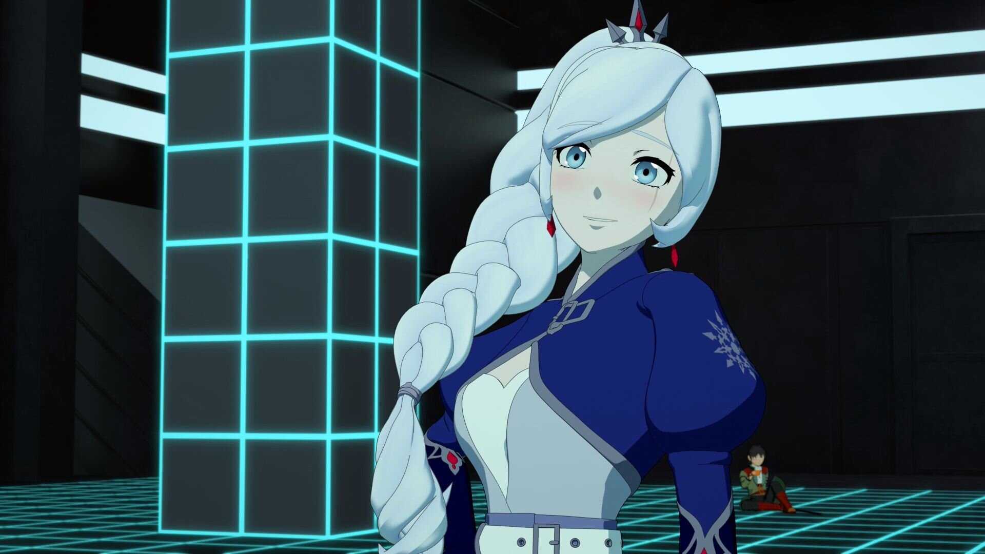 Image result for rwby volume 7 weissvs.  marrow