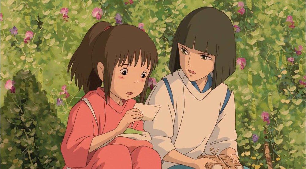 Spirited Away|Studio Ghibli Week!