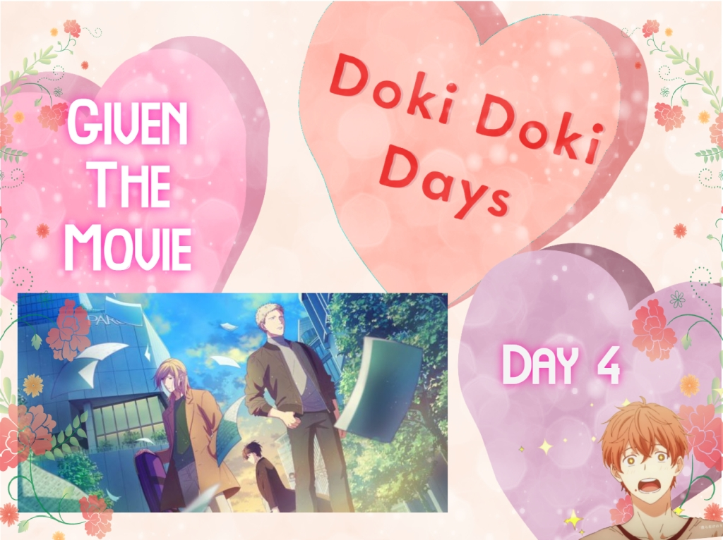 doki doki days given the movie