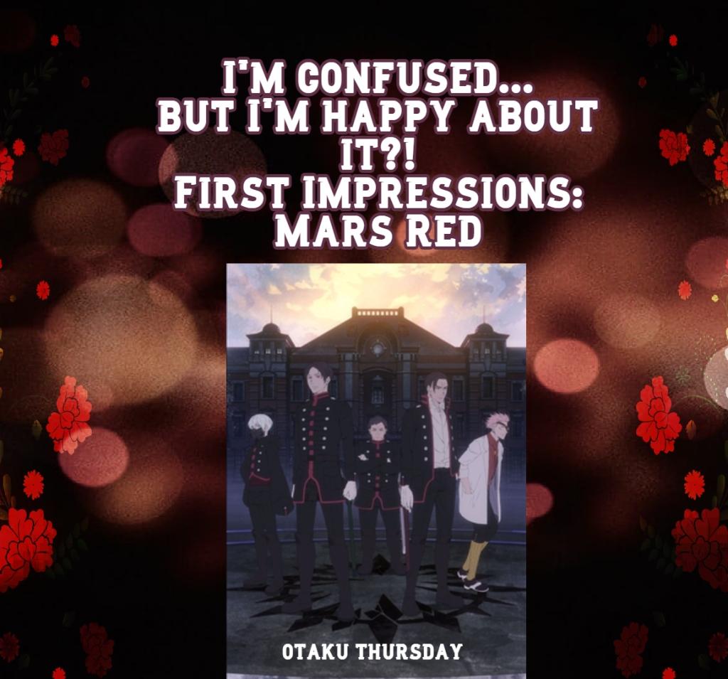otaku thursday Mars Red