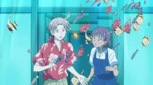 Deji Meets Girl anime